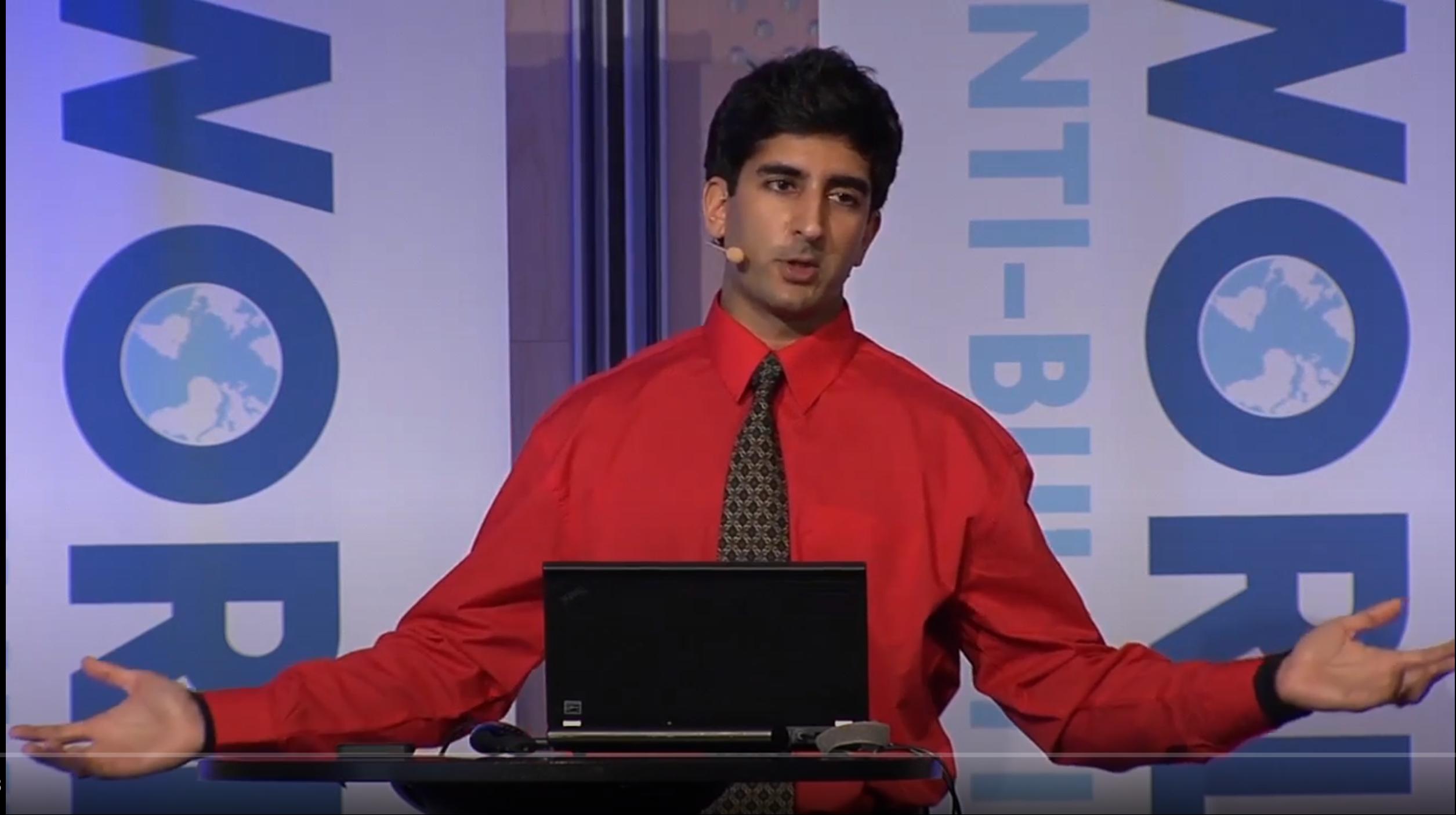 Sameer Hinduja Keynote Speaker 2017