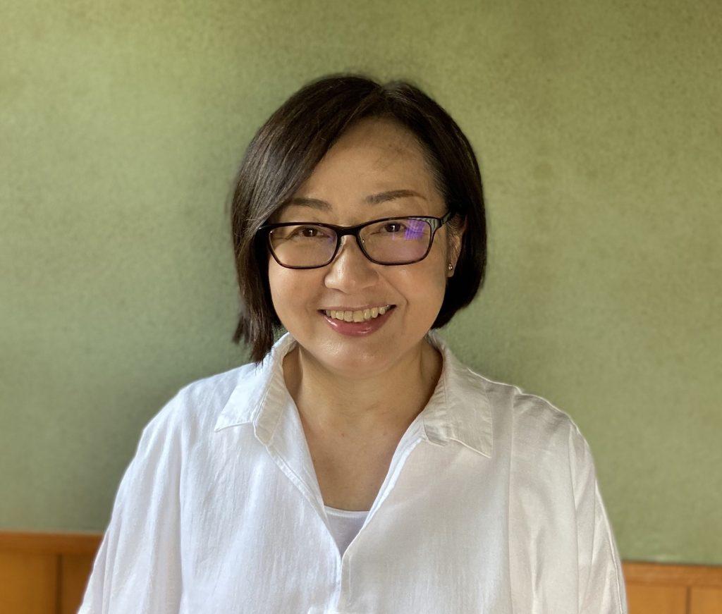 Portrait Shoko Yoneyama