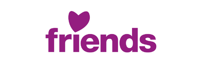 Organizing partner Friends logo