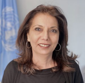 Profile photo SRSG Maalla M'jid