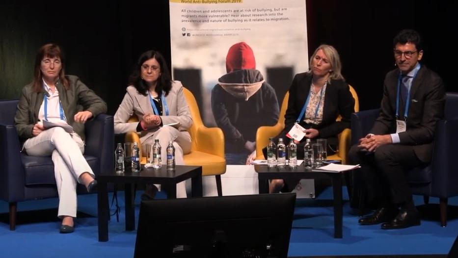 Christopher Cornu, Dagmer Strohmeier, Hildegunn Fandrem and Simona Caravita