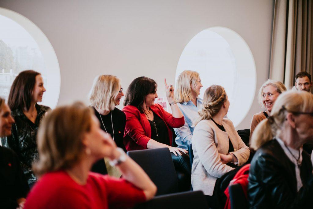 Engaged audience World Anti-Bullying Forum