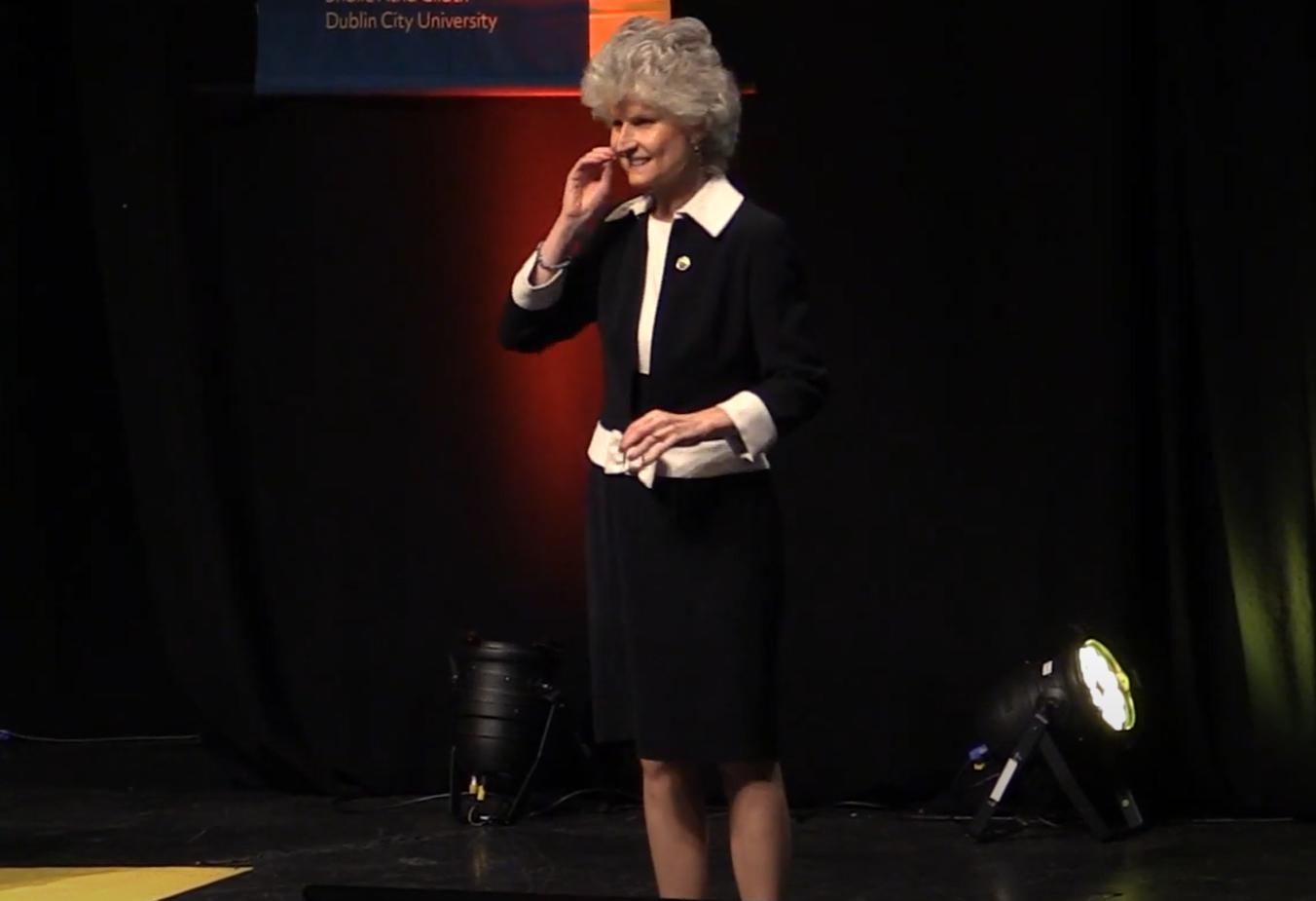 Keynote Speaker WABF Anna Maria Corazza Bildt
