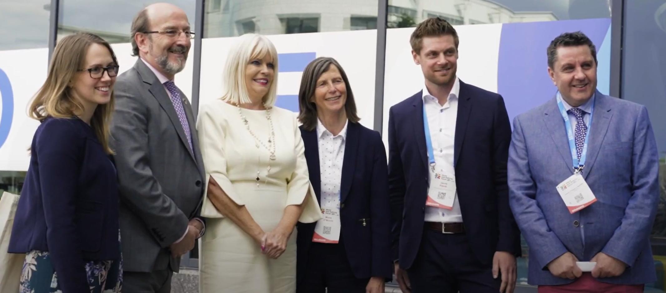 Keynote speakers interviews WABF 2019