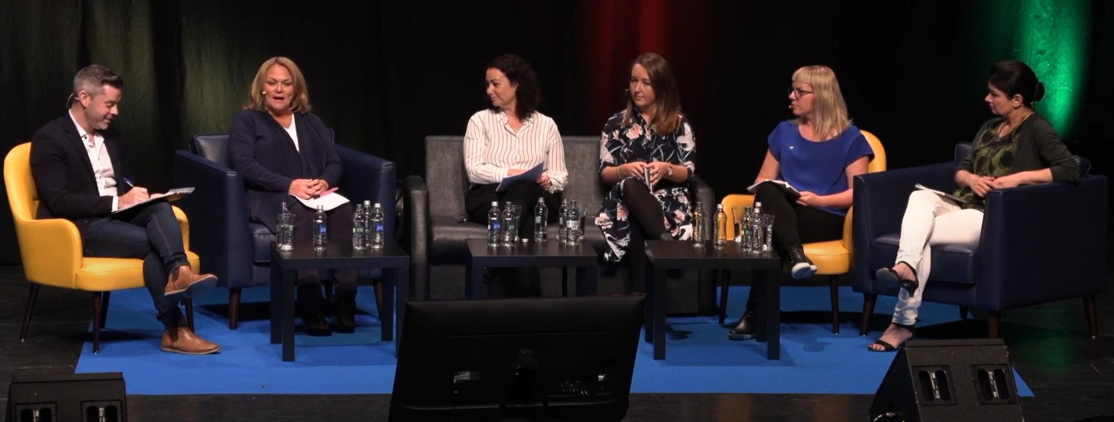 WABF 2019 Panel session