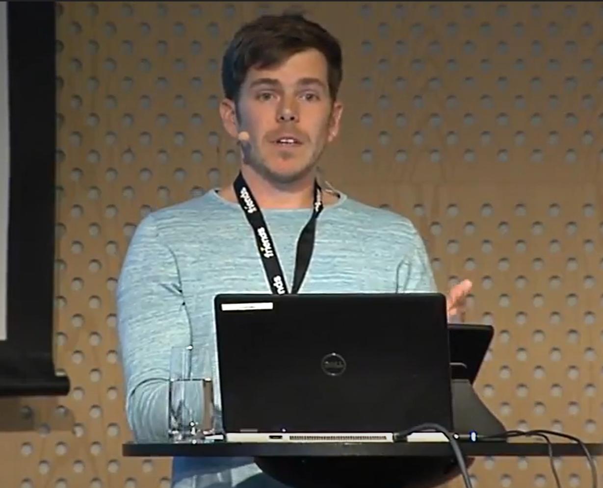 Björn Sjögren Speaker WABF 2017