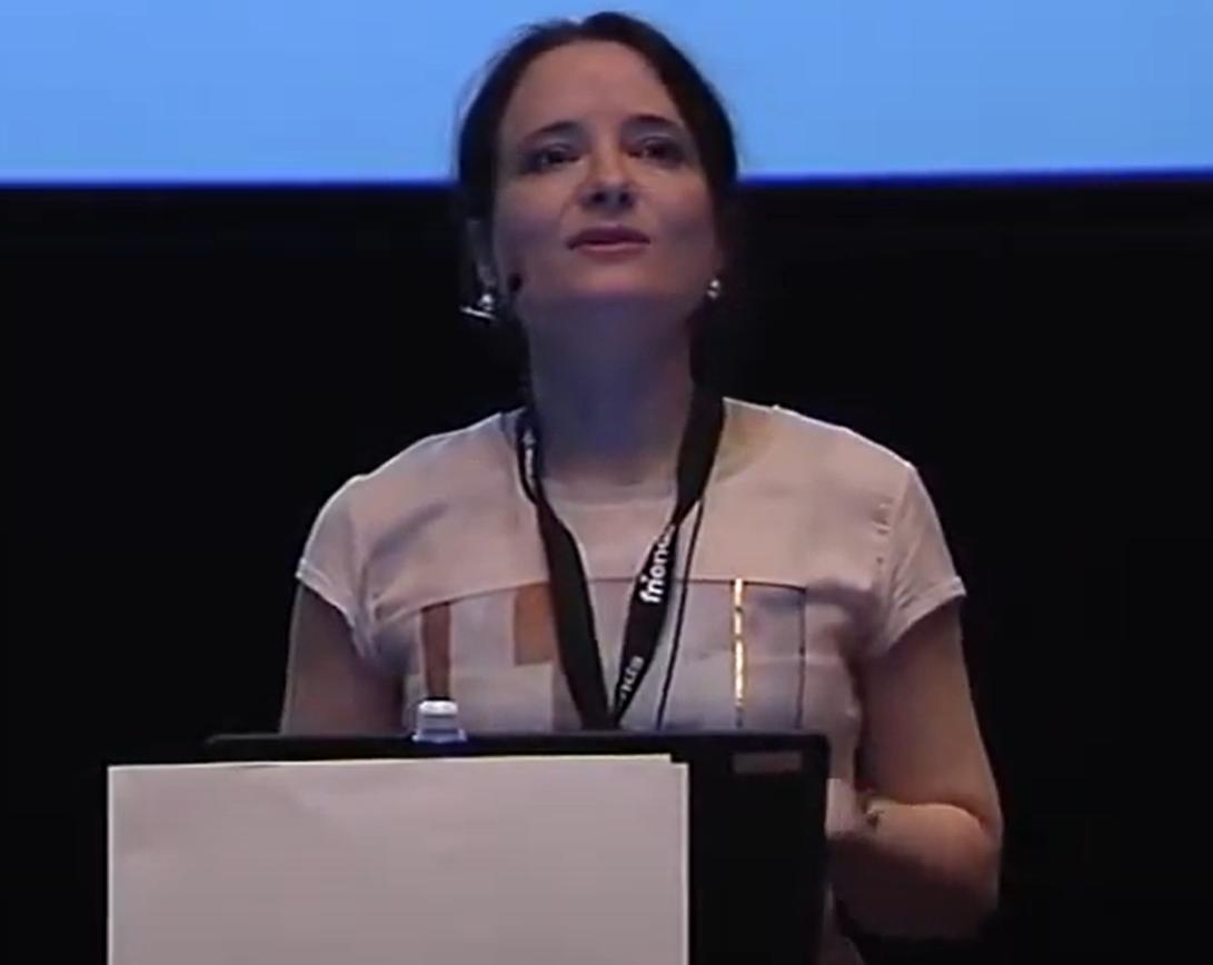 Claire F. Garandeau Speaker WABF 2017