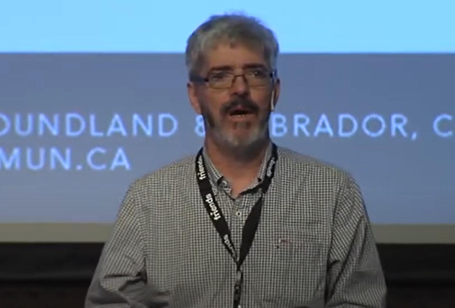 Gerald J White Speaker WABF 2017