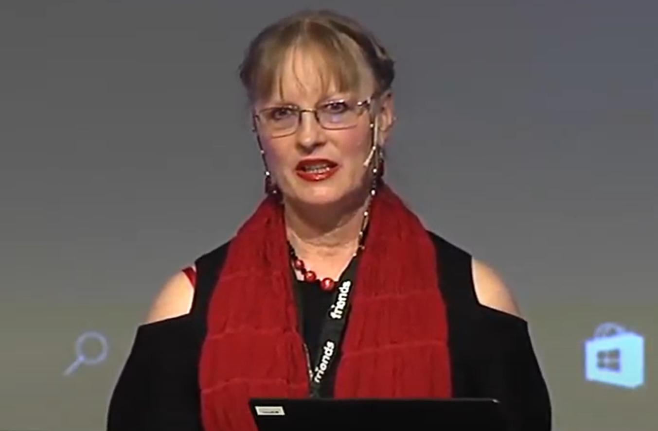Jo-Anne Colwell Speaker WABF 2017