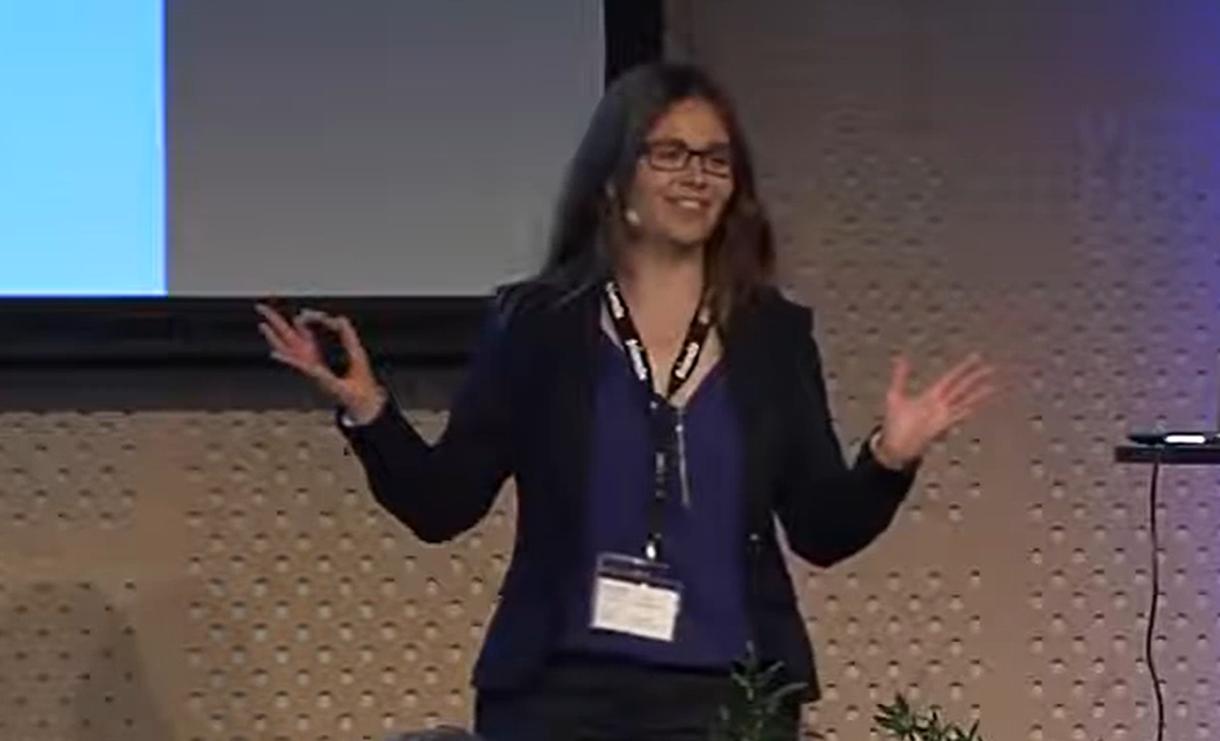 Julia Fischmann Speaker WABF 2017
