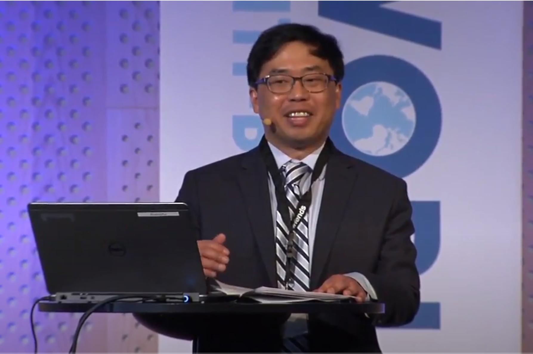 Jung Sung Hong Keynote Speaker WABF 2017