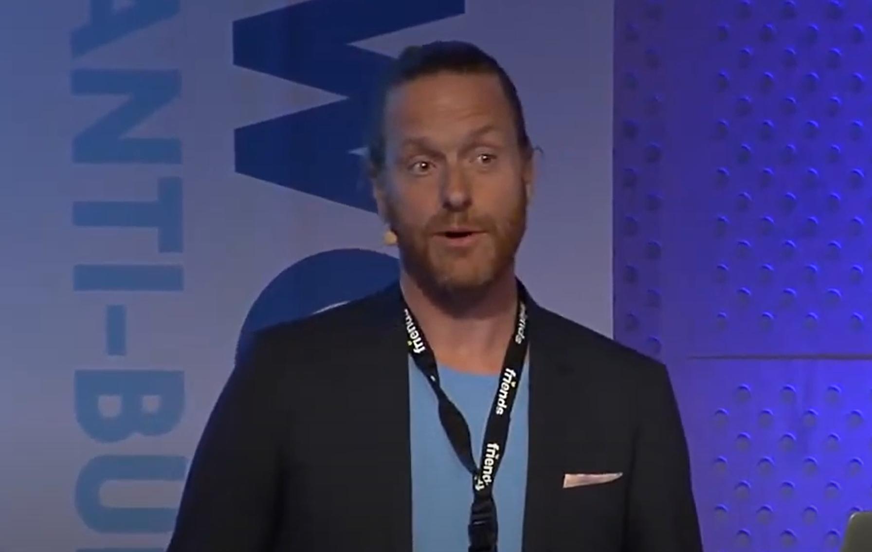 Magnus Loftsson Speaker WABF 2017