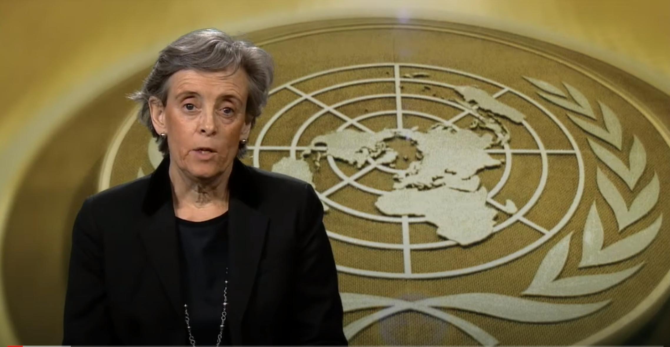 Maria Santos Pais WABF 2017 The Special Representative of the Secretary-General