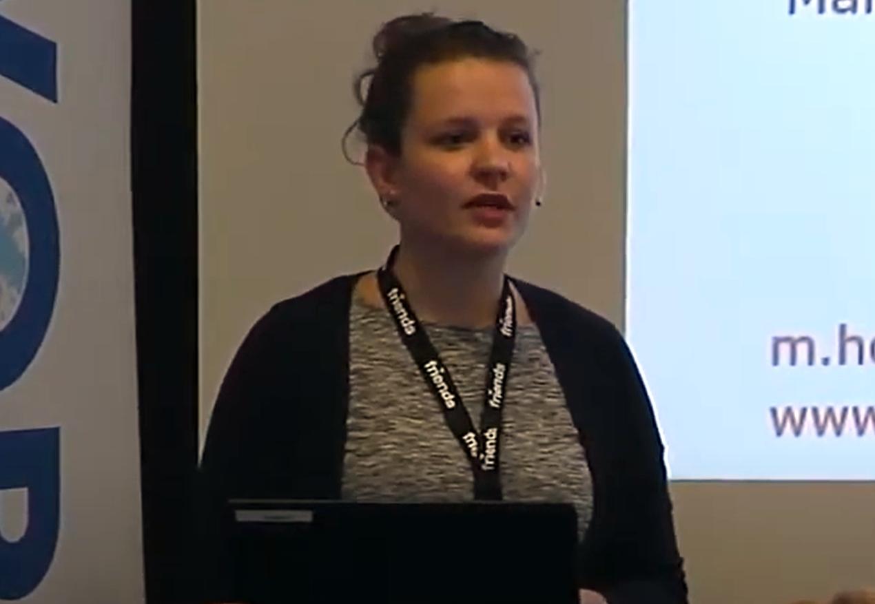 Marianne Hoojisma Speaker WABF 2017
