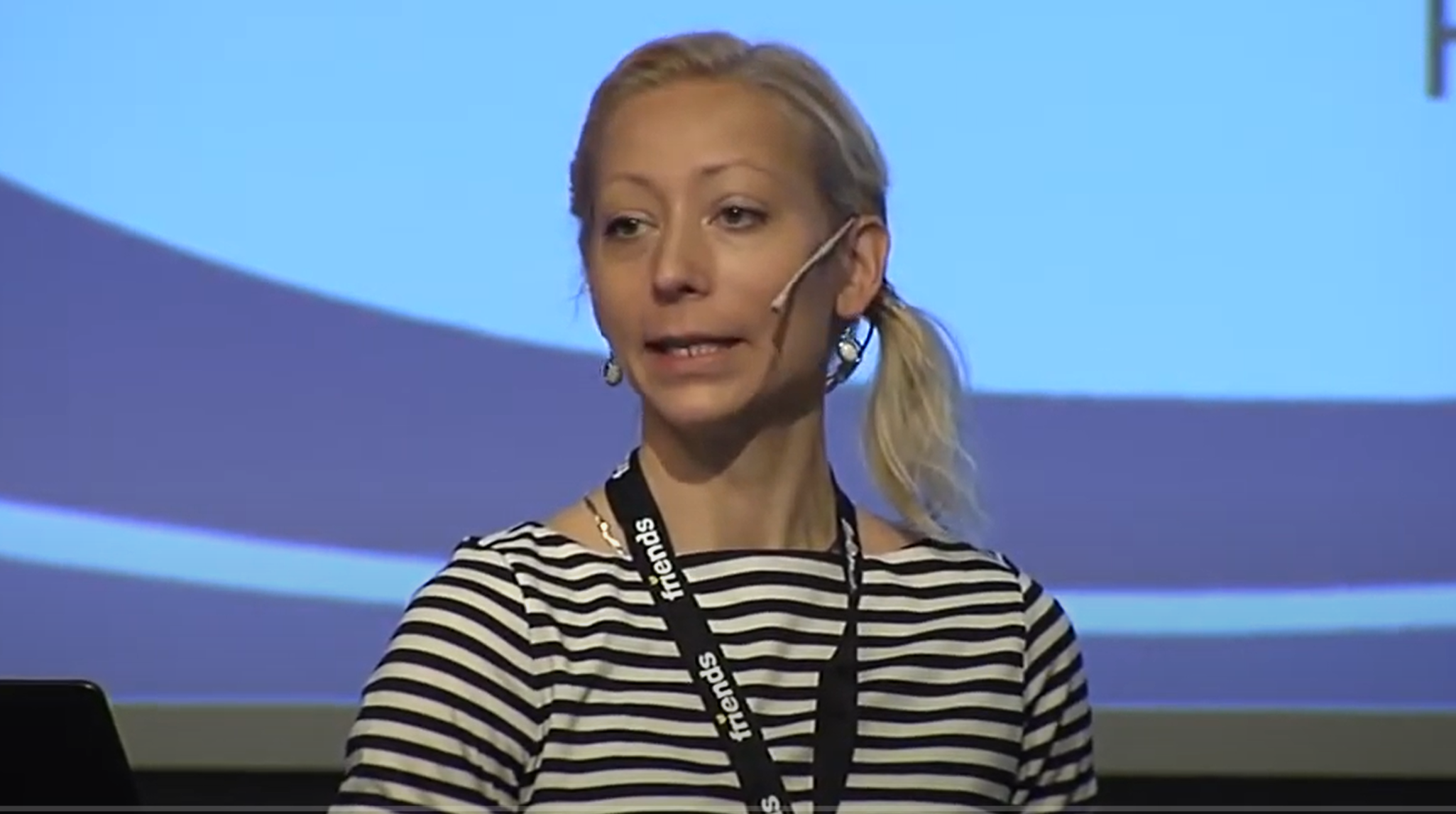 Miia Sainio Speaker WABF 2017