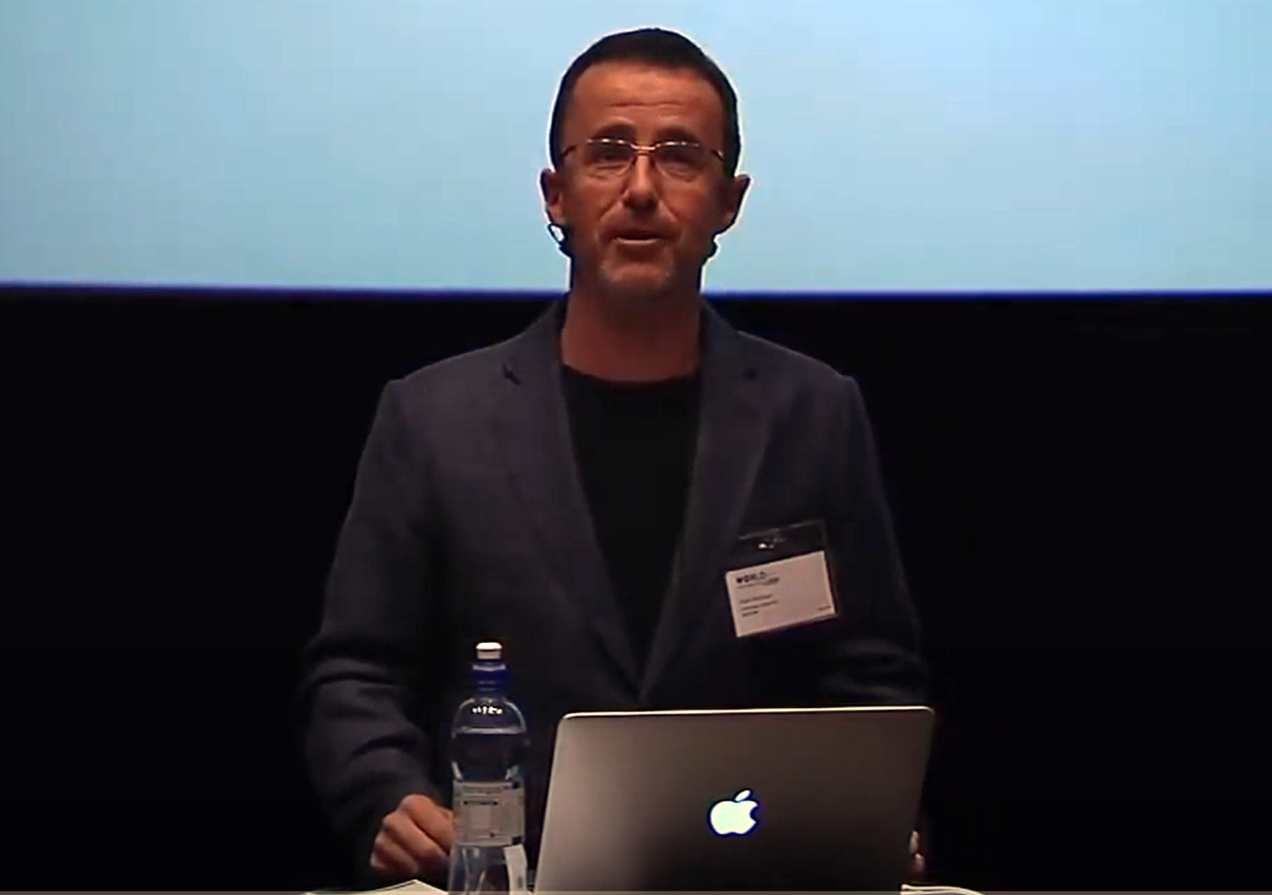 Paul Horton Speaker WABF 2017