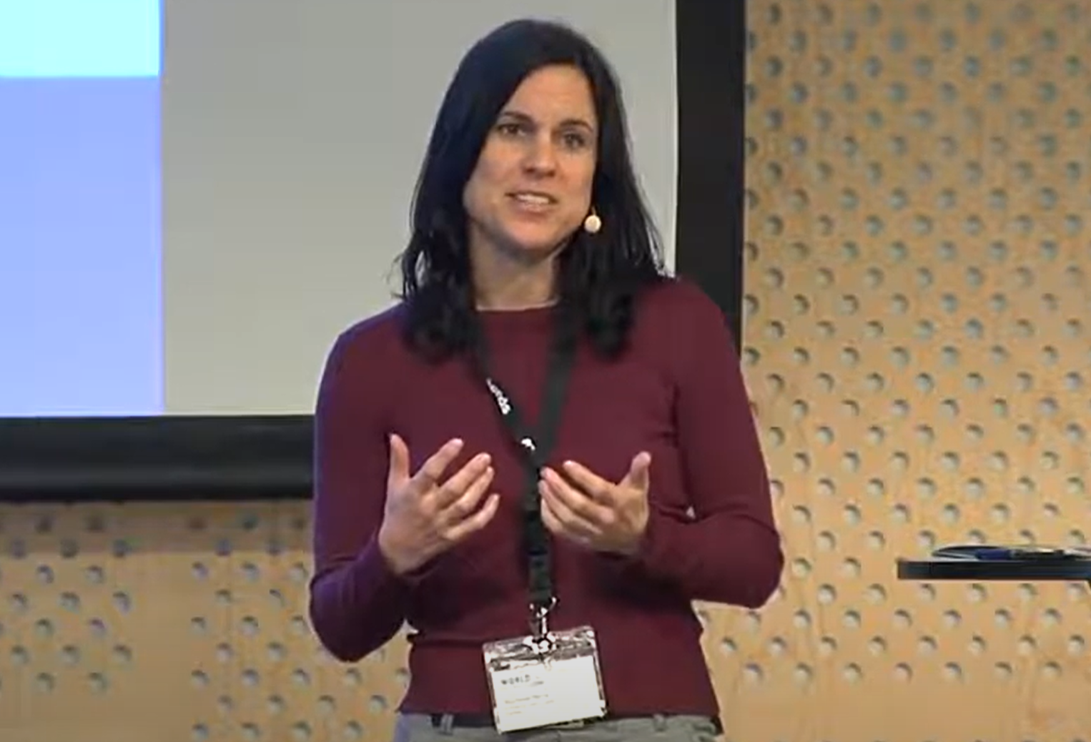 Stephanie Plenty Speaker WABF 2017